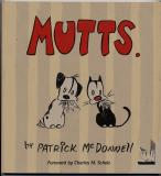 Mutts One (1996) (signed with drawing of Ozzie)