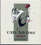 Mutts Two:  Cats and Dogs (1997) (signed with drawing of Guard Dog)