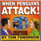 When Penguins Attack! (2000) (signed with drawing)