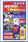 Weird But True Toon Factoids (1991) (signed copies with drawings)