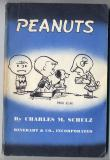 Peanuts (1952) true first printing