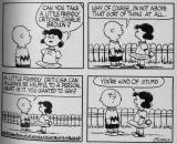 My all-time favorite Peanuts strip