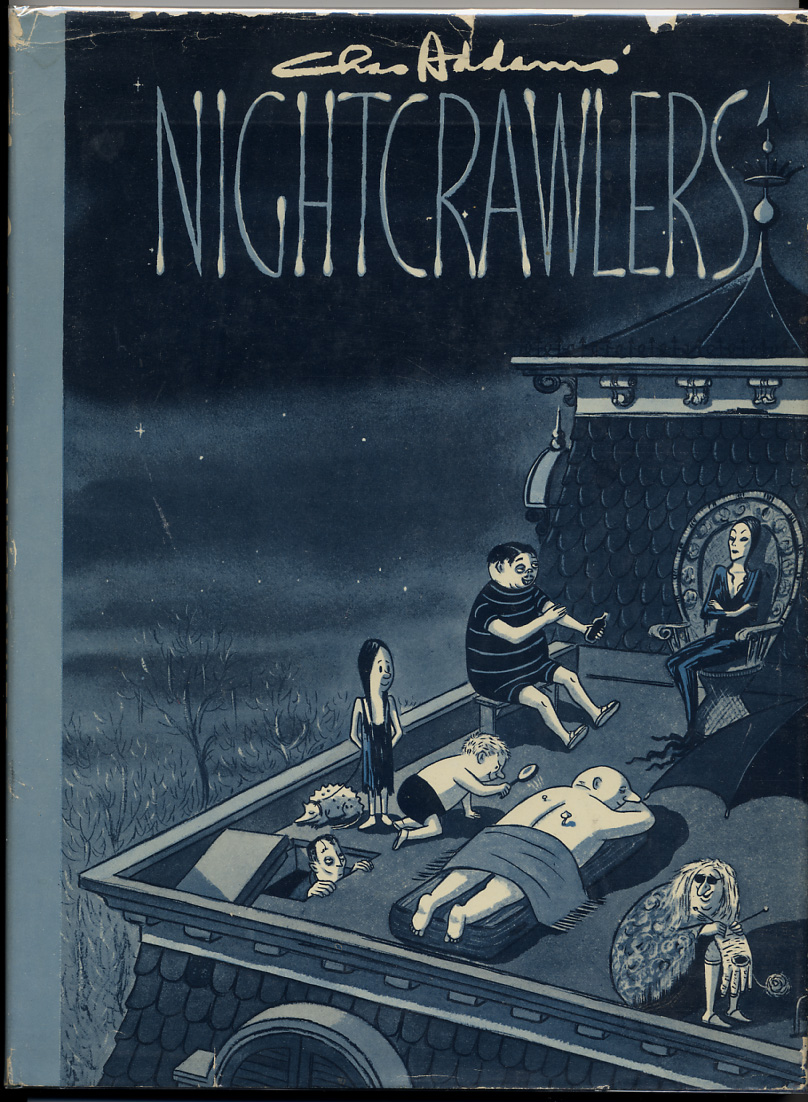 Nightcrawlers (Simon and Schuster 1957)