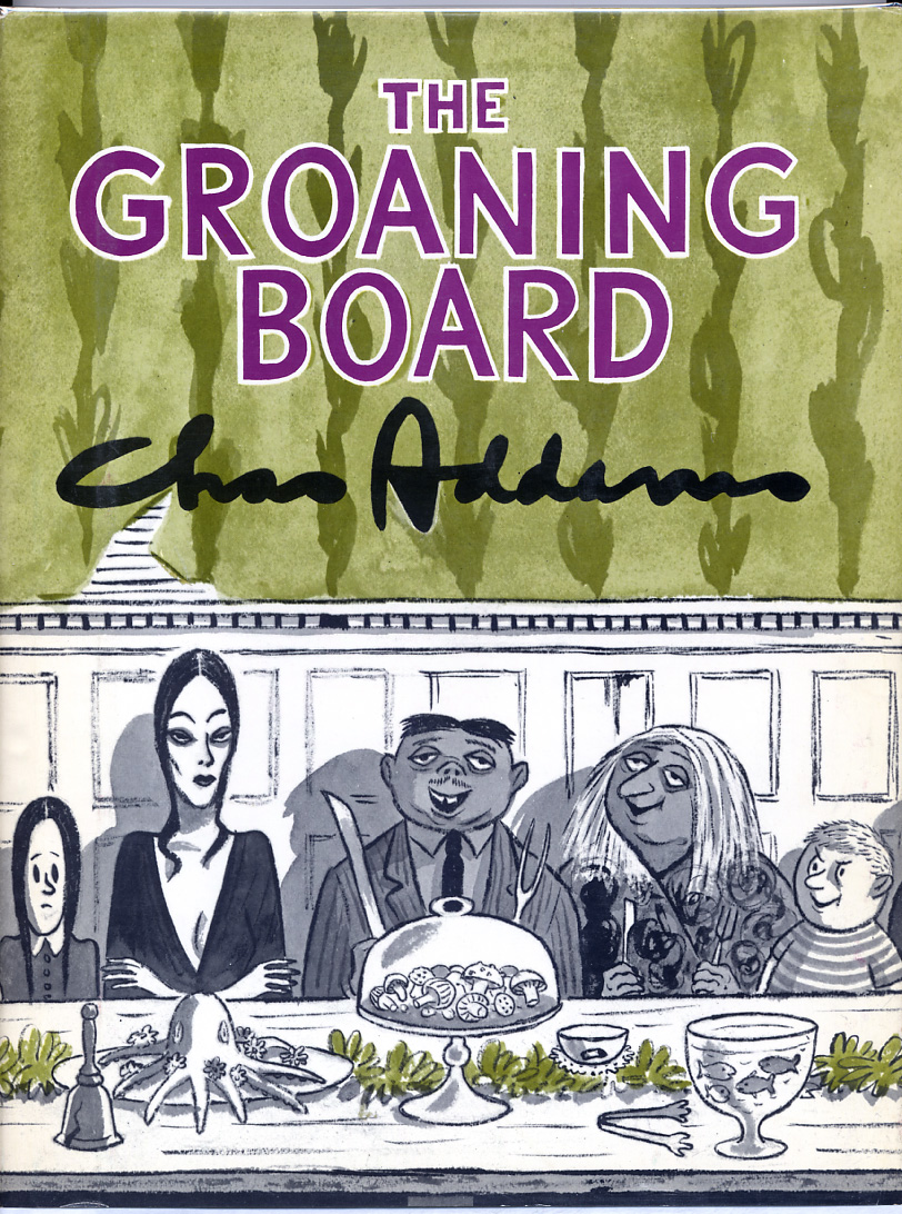 Groaning Board (Simon and Schuster 1964)