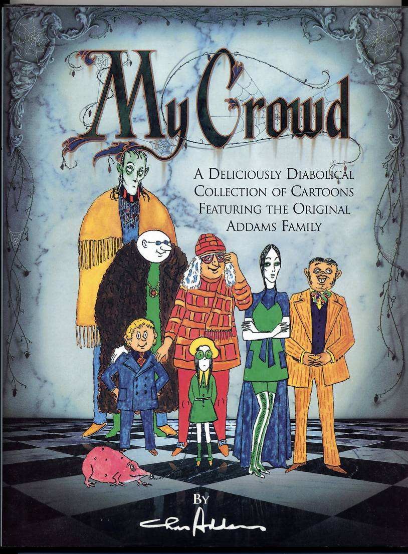 My Crowd (Barnes and Noble 2003)