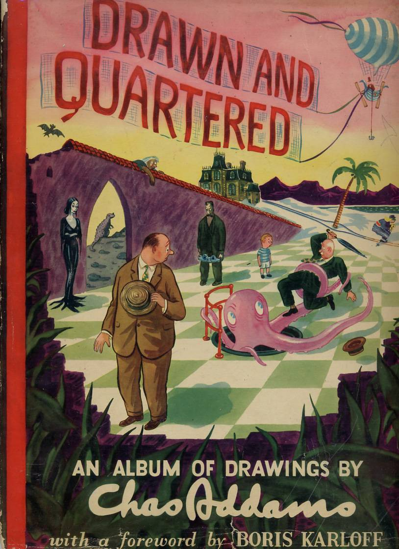 Drawn and Quartered (Random House 1942)