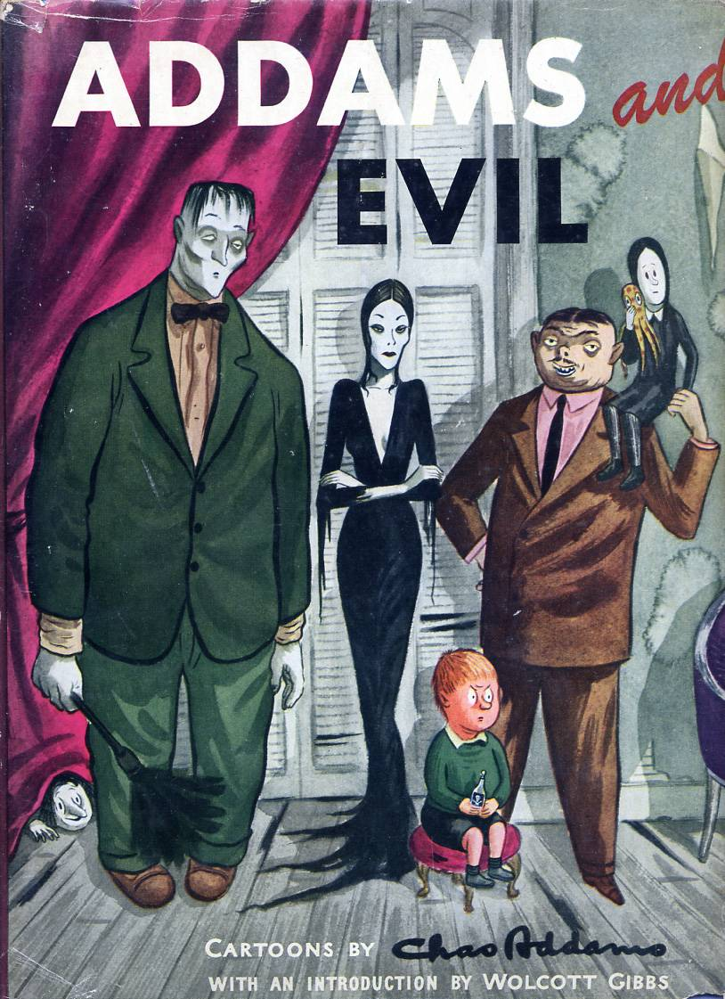 Addams and Evil (Random House 1947)