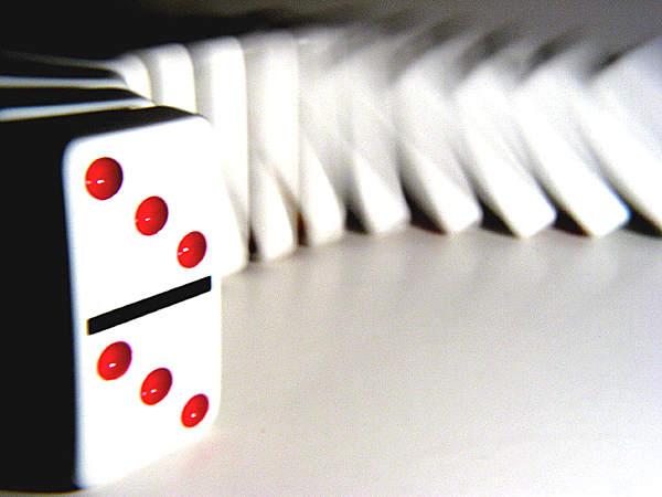 cassius domino effect