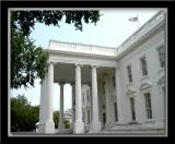 The White House, Home of the President