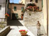 Castellina - in the Chianti region of Tuscany (north of Siena and south of Florence)