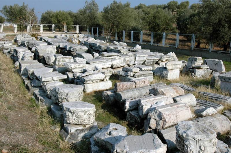 Sardis near palaestra