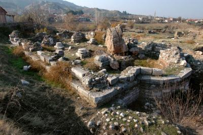 Sardis Byzantine church