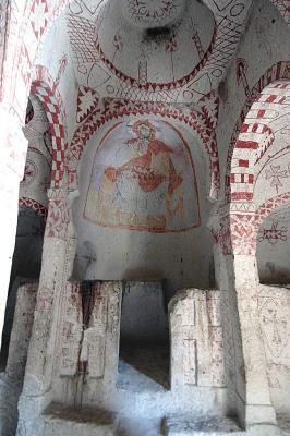 Göreme Museum St Barbara Chapel 6828.jpg