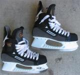 The Hockey skates I wore when I slipped and fell on the ice.