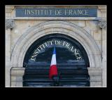 ...home of the  Académie Française