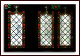 Bruges - Stained glass windows