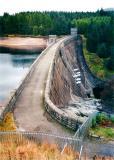 Loch Spean dam