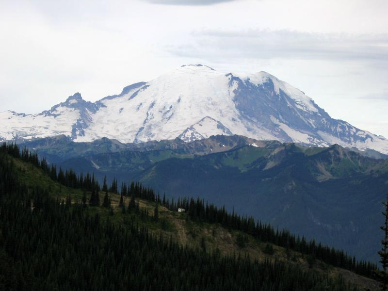 Another view of Mt. Rainier