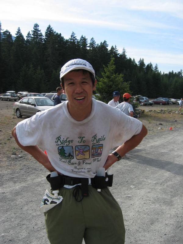 <br>Steve Yee</br> <br>Cant wait for my next 50 miler!</br>