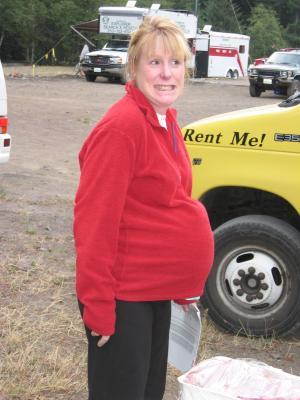 Leslie McCoubrey<br>Not today baby!</br>
