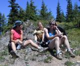 Kat, Leah and Marlis