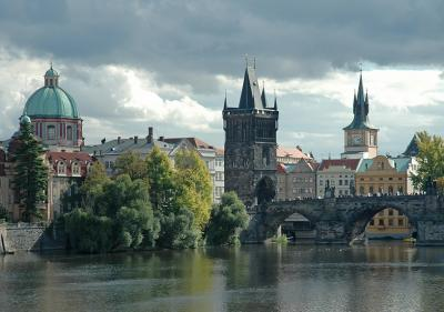 Charles Bridge and Old Town