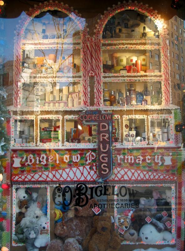 Bigelow Pharmacy on 6th Avenue near 8th Street
