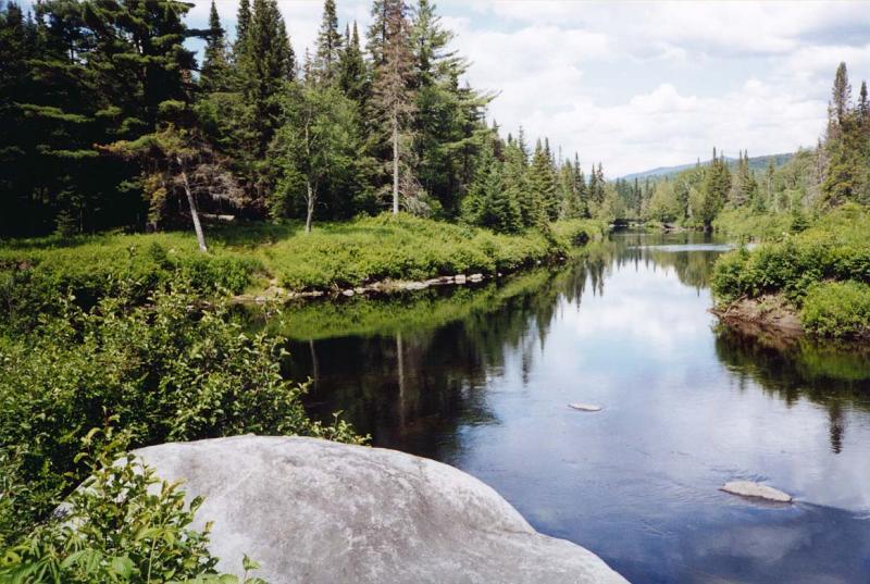 Hudson headwaters