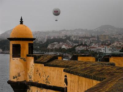 Rain Over Funchal