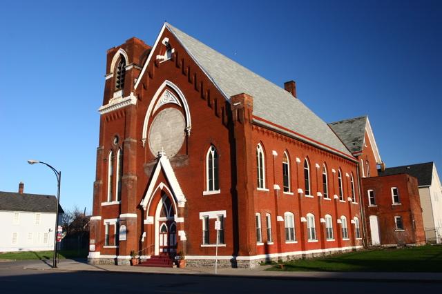 First German Evangelical Church