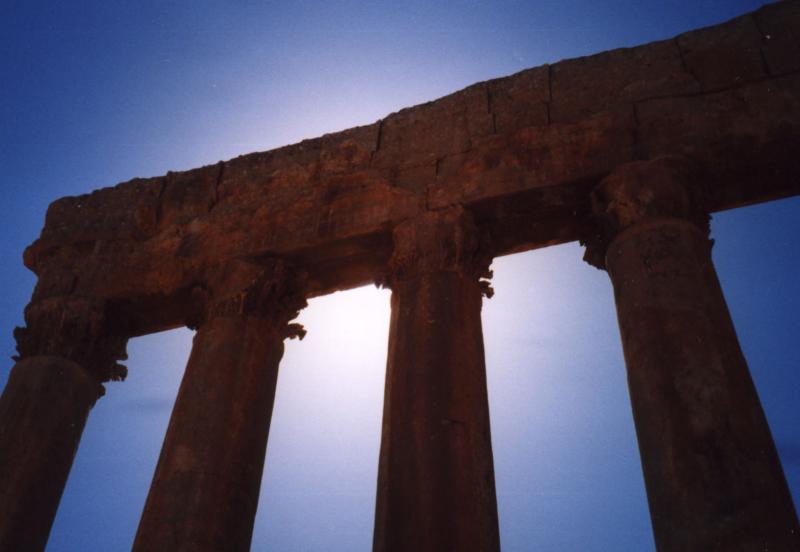 Baalbek - Temple of Jupiter