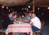 Group meal - Goreme