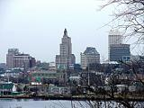Providence Cityscape - January 5th