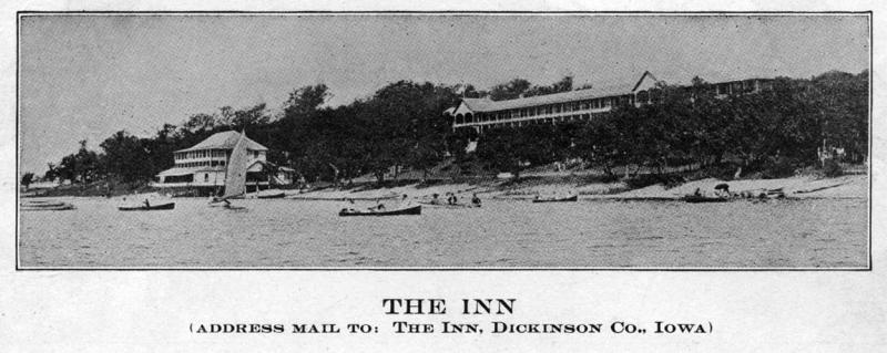 The Inn Dickinson Co Iowa