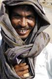 Indonesian man near Meulaboh, Sumatra, Indonesia