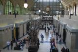 After returning to Paris, we're off to the Museum d'Orsay