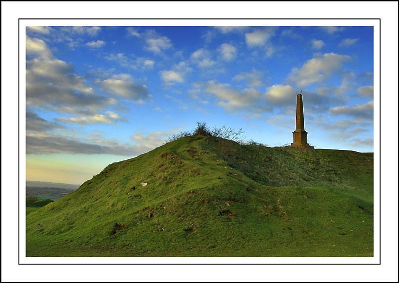 The Memorial ~ Ham Hill, Somerset