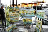St Tropez sketches