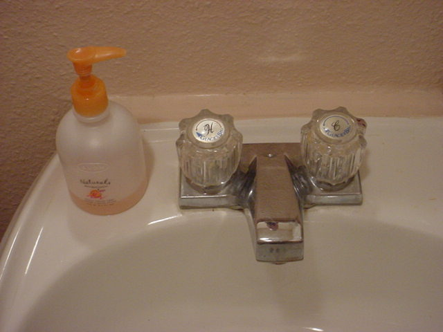 always use soap