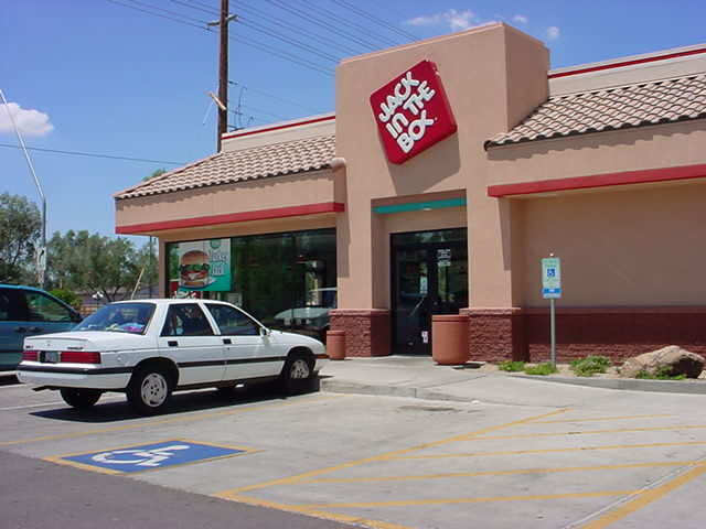 trip to jack in the box