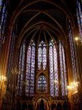 The Alter in La Sainte-Chapelle