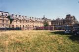 Fences of Louvre's Museum