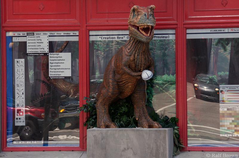 #13 Creation Rex