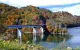 Bridge Over Flannagan Lake