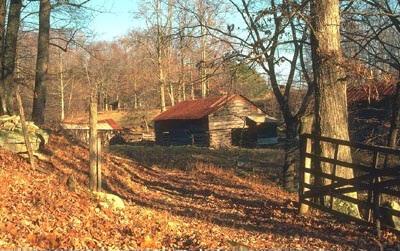 The Old Family Farm Barn