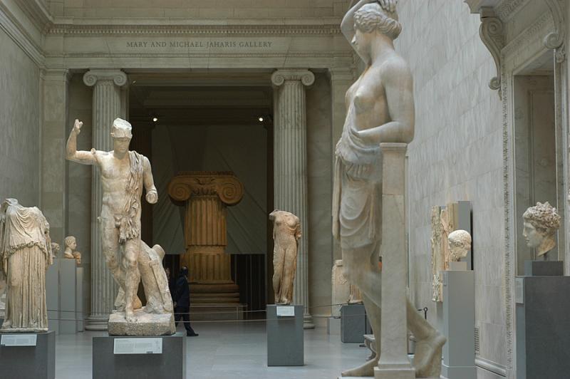 Metropolitan Museum 2003 -18