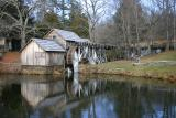 Ice at Mabry Mill  12/04