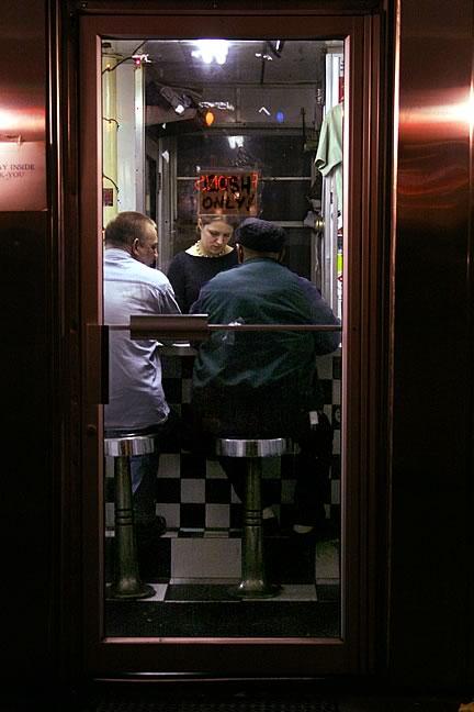 Jan. 3, 2005 - Fleetwood Diner