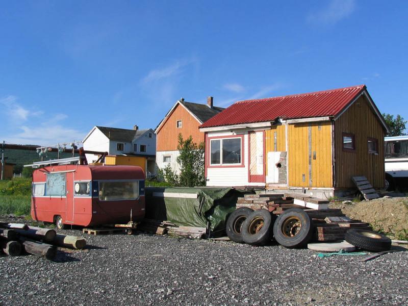 Olderdalen, Finnmark