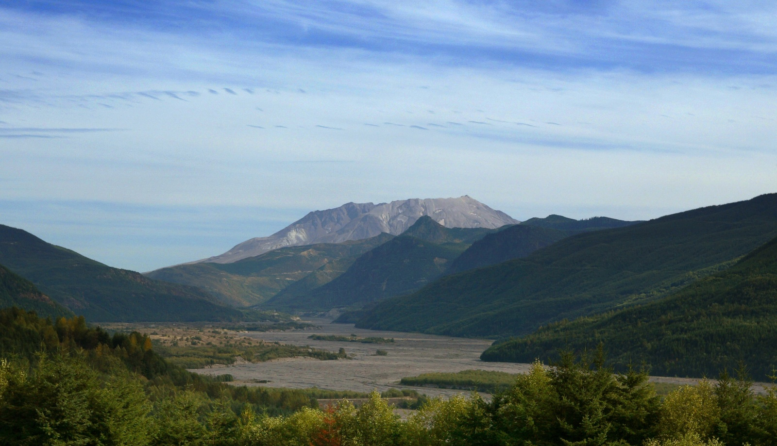 Mt. St. Helens Valley